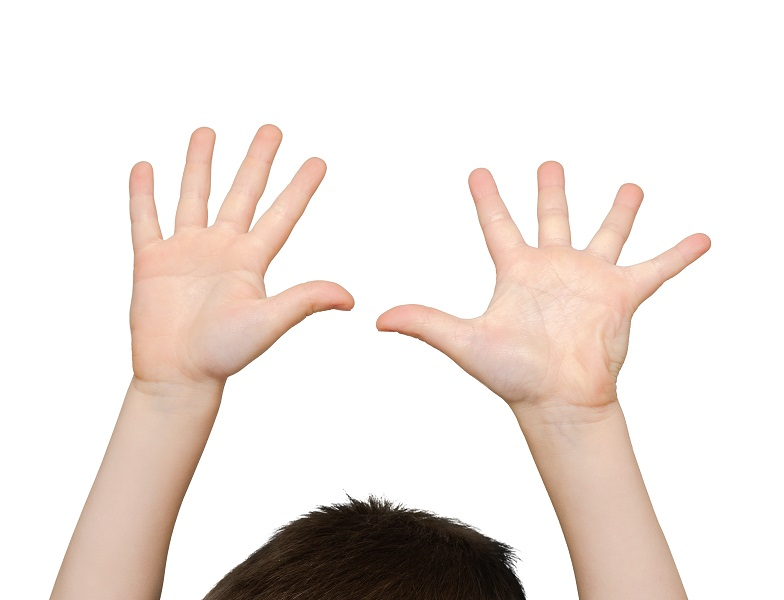 10-Finger Gratitude List